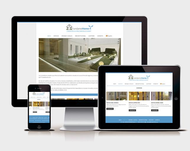 Diseño Página Web + SEO