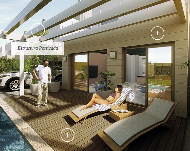 Diseño página web SunBreeze Villas