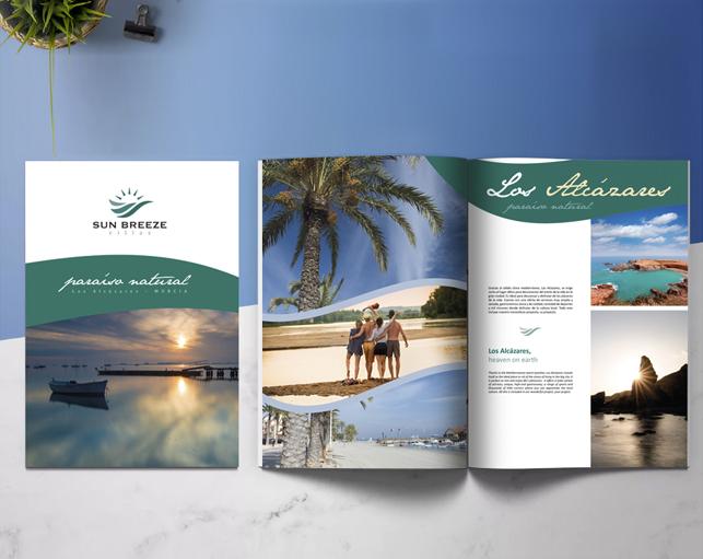Diseño y Maquetación Catálogo