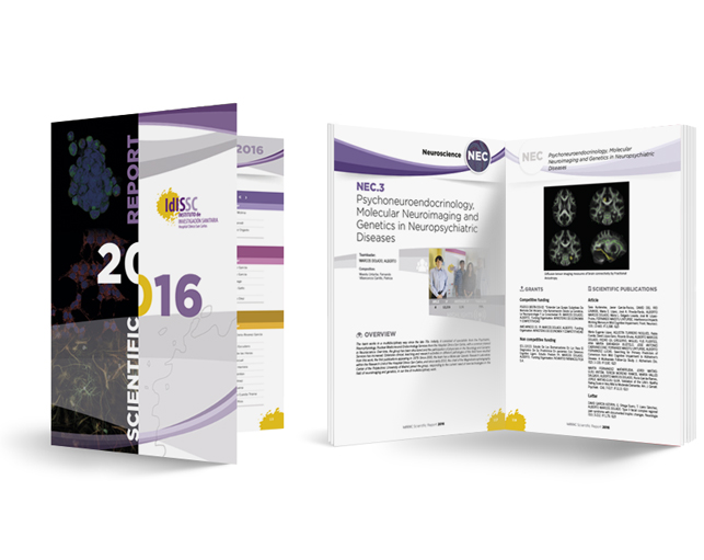 SCIENTIFIC REPORT 2016 Hospital Clínico San Carlos